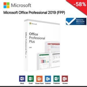 Office 2019 FPP รุ่นใหม่